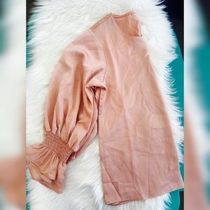 Chenault Women's Blouse in rose color